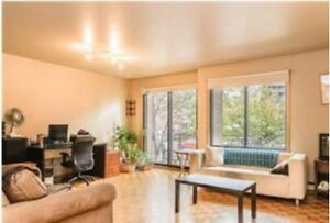 $1700 / 2br - 1100ft2 - 2 br Condo(4 1/2) - Downtown Montreal