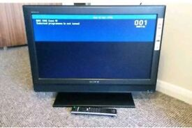 """SONY BRAVIA 26""""HD READY LCD TV (free delivery)"""