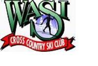 SKI BACKWARDS DAY @ WASI XC SKI CLUB