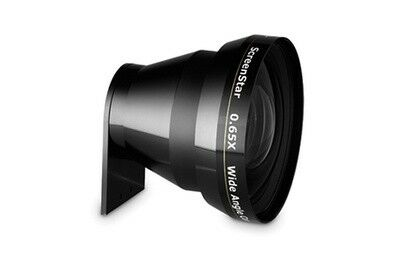 Navitar SSC0065 0.65x Mini ScreenStar Wide Angle Conversion Lens (NEW!)