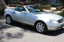 1998 Mercedes-Benz SLK230 Convertible Lane Cove Lane Cove Area Preview