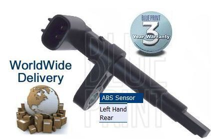 FOR LEXUS IS200D IS220D IS250C 2005-> REAR LEFT SIDE ABS ANTI LOCK SPEED SENSOR