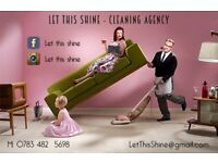 Cleaning is our passion. We would be happy to help you with cleaning maintaining the safety measures