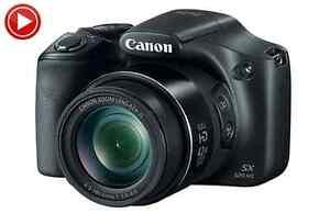 Canon Powershot SX520 HS Kingston Kingston Area image 1