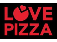 Counter Assistant/Pizza Maker - Love Pizza
