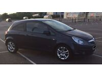 Vauxhall Corsa - 1.4l - 2009 - Used Car - Blue/Grey