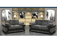 Best seller SHELDON sofas with FREE FOOTSTOOL ##