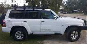 2010 Nissan Patrol Wagon **12 MONTH WARRANTY** Coopers Plains Brisbane South West Preview