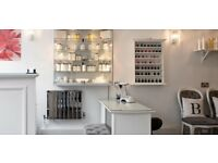 Beauty Therapist wanted for busy Clapham Salon