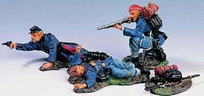 KING & COUNTRY 1ST SERIES CIVIL WAR UNION ACW05 UNDER FIRE MIB