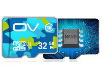 32GB Micro SD Card (Waterproof)