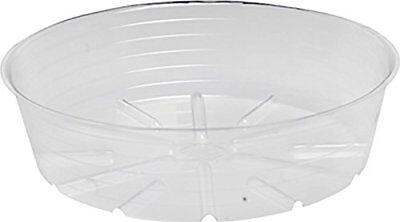 NEW Bond CVS014DL 14-Inch Deep Dish Clear Plastic Saucer FREE2DAYSHIP (Deep Clear Plastic Saucer)