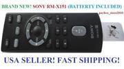 Sony Stereo Remote