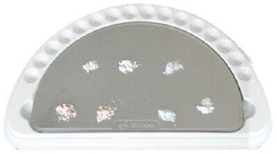 Porcelain Mixing Trays - Model-009 - Single Large Tray Besqual Dental Lab