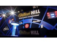 william hill world darts tickets, saturday 16th Dec, day session, 5 tickets together