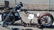 Harley Chopper Frame