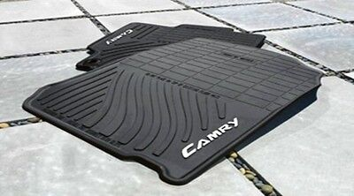 Toyota 2012-2014.5 Camry All-Weather Floor Mats TOYOTA OEM