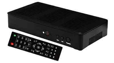 Digital Antenna TV Tuner + USB DVR Function With HDMI RCA A/V Output