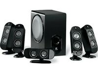 Logitech X-530 Computer Speakers