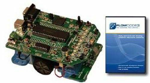 Microchip PIC Formula Flowcode Kit