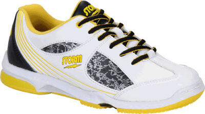 (Storm Women's Windy Bowling Shoes - White/Yellow/Black)