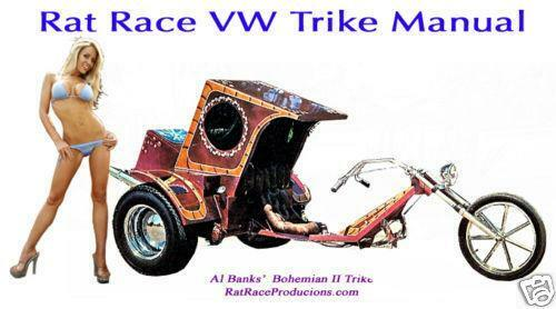 vw trike ebay motors ebay. Black Bedroom Furniture Sets. Home Design Ideas