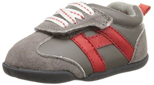 Carter's Baby Boy's Oldie Dk Grey Leather Stage 2 - Stand  S