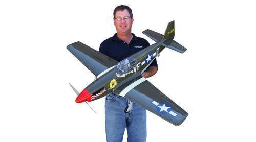 Radio Controlled P51 Mustang Airplane Ebay
