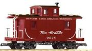G Scale Trains Caboose