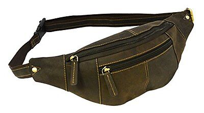 Visconti 721 Soft Leather Bumbag Fanny Pack Waist Pouch B...