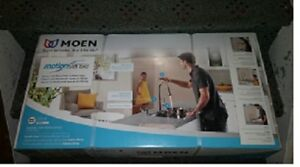 Moen Delaney Stainless Pull-Down Touchless Kitchen Faucet