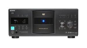 SONY DVP CX895V 400 DVD/CD STORAGE PLAYER FOR SALE