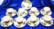 Staffordshire Tableware Autumn Fayre