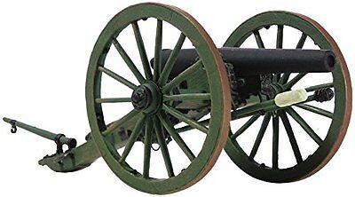 "W. Britain 31138 ""American Civil War 3"" Ordnance Rifle No.1"" - Metal Cannon"