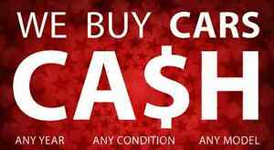 We Buy Used Cars For Cash -- 647-704-8500