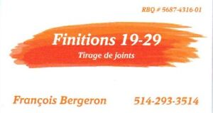 tireur de joints (platrier)