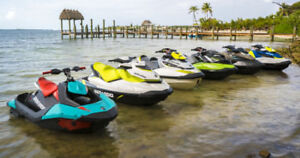 2018 Sea-Doo Pre-Season Sales Event/ all models listed /best buy