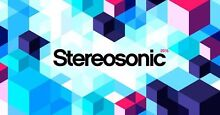 2 X stereosonic tickets (hard copy) West Hoxton Liverpool Area Preview