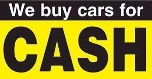 WE PAY CASH FOR ALL MAKES AND MODELS SYDNEY WIDE Toongabbie Parramatta Area Preview
