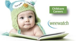 Child Care Providers Needed