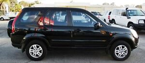 2002 Honda CR-V RD MY2002 Sport 4WD Black 4 Speed Automatic Wagon Bellevue Swan Area Preview