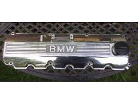 BMW E30 Polished Rocker Cover 6 Cylinder M20B25