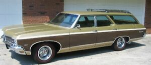 In search of a 60's or 70's station wagon