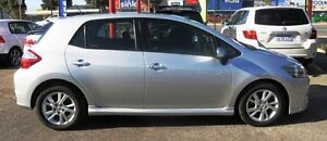 2010 Toyota Corolla ZRE152R MY10 Levin ZR Silver 6 Speed Manual Hatchback Bellevue Swan Area Preview