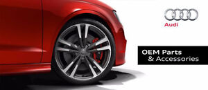 Audi A3, A4, A5, A6, A7, A8, S4 OEM Replacement parts ALL YEARS