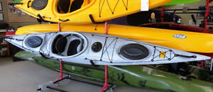 New Winner Expedition 14' Touring Kayak w/Rudder, Paddle & Dlvry