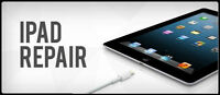 "iPad Glass Repair Fast  "" One Stop Shop """