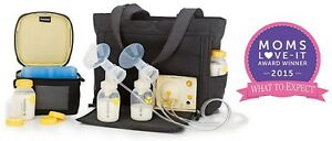 Medela breast pump (pump in style) WITH accessories