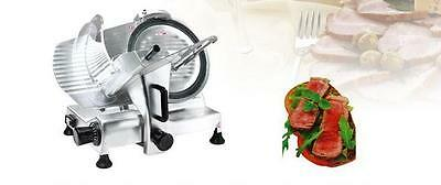 New 220v 300mm Common Type Commercial Semi-automatic Meat Slicer