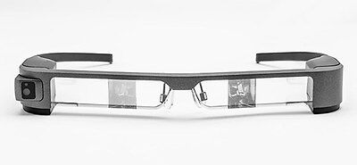 Epson Moverio BT-300 Developer Edition Smart Glasses US & Canadian Version